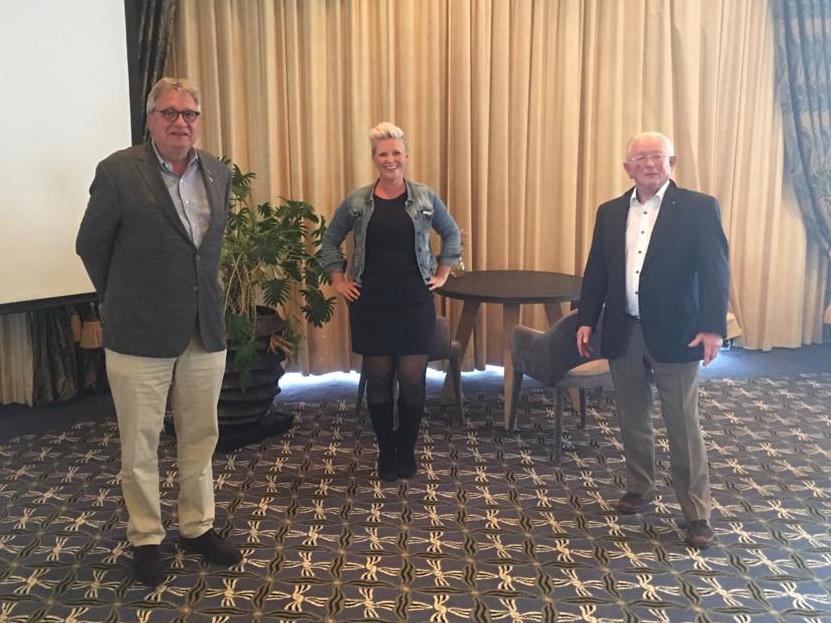 Drie generaties Noordwijkerhoutse notarissen